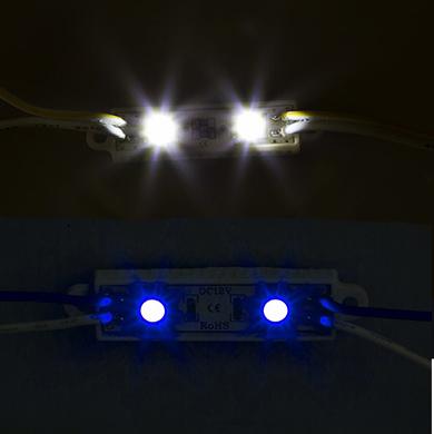 Светодиодные модули и светильники
