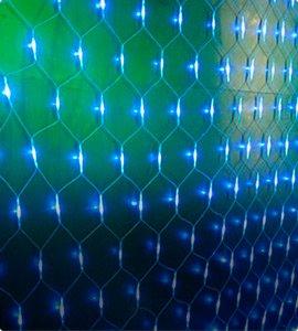 Светодиодная сетка: гирлянда сеть Нет Лайт