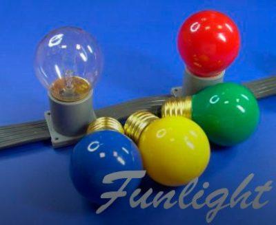 Купить светодиодные лампочки Е27, MR 16, декоративные лампочки для гирлянды